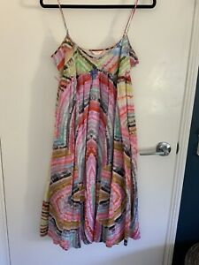 Gorman Size 14 Midi Dress