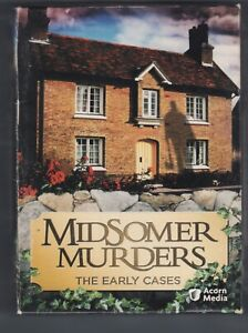 Midsomer Murders - The Early Cases (DVD, 2008, Multi-Disc Set)