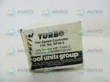 TURBO SP40-2 FAN SPEED CONTROLLER * NEW IN BOX *