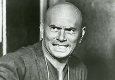 "YUL BRYNNER ""NEW YORK NE REPOND PLUS"" (THE ULTIMATE WARRIOR) CLOUSE PHOTO CM"