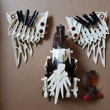 索斯洛依德炮擊飛鷹ゾイド ブロックスzoid Zoids Genesis BZ009 eagle type buster eagle spare parts