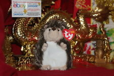 "TY BEANIE BABY PRICKLES THE HEDGEHOG -6""-2010 RELEASE-RETIRED-MWNMT-NICE GIFT"