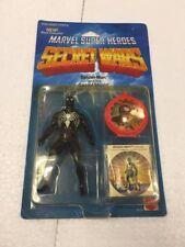 1984 Marvel Super Heroes Secret Wars Spider Man and his Secret Shield 1/18