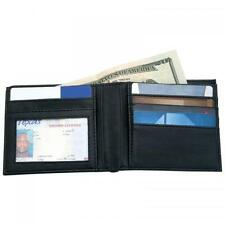 Embassy Men's Solid Genuine Leather Bi-Fold Wallet FREE SHIPPING!
