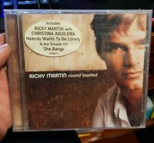 Ricky Martin - Sound Loaded -  MUSIC CD- FREE POST