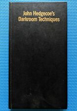 Two Books On Darkroom Techniques, Film Processing, and Printmaking