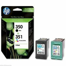 Original HP 350 351 Black & Colour Combo for HP Photosmart C5200 SD412EE NO BOX
