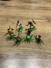 Vintage britains deetail apaches