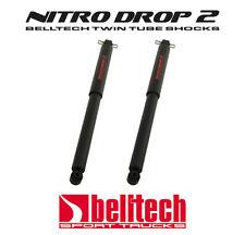 """88-98 C1500/Sierra/Silverado Nitro Drop 2 Rear Shocks 2"""" - 4"""" Drop (Pair)"""