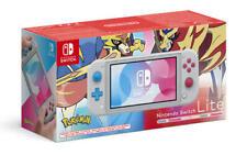 Console Nintendo Switch Lite edizione speciale ZACIAN & ZAMAZENTA Pokemon