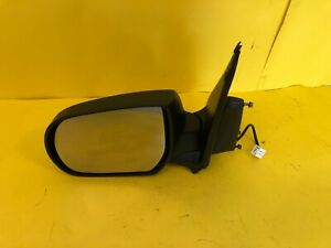 2001 - 2007 FORD ESCAPE LEFT DRIVER SIDE VIEW POWER MIRROR BLACK OEM