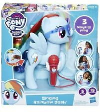 My Little Pony Singing Rainbow Dash Multi-Colour New Sealed In Box
