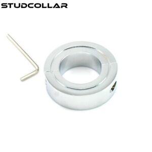 STUDCOLLAR-MEGAHEAVY-SUPERPRO - Stainless Steel Heavy Collar - in Three Sizes