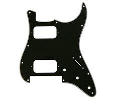 Genuine Fender Floyd Black H/H Stratocaster/Fat Strat Pickguard 009-0789-002