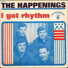 "THE HAPPENINGS ""I GOT RHYTHM"" DOO WOP POP 60'S EP B.T.PUPPY 701"