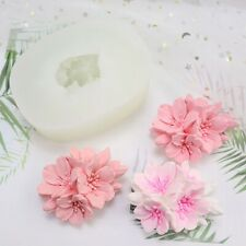 Sakura silicone mold cherry blossom resin molds pendant mold craft jewelry mold