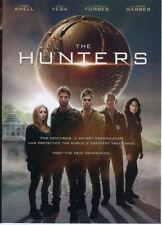 THE HUNTERS - 2013 DVD - ROBBIE AMELL / ALEXA VEGA