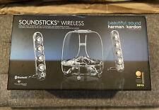 Harman Kardon Soundsticks Wireless Bluetooth Speakers - Open Box | FREE SHIPPING