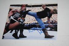 WWE HEARTBREAK KID SHAWN MICHAELS SIGNED AUTOGRAPHED 8X10 PHOTO HBK, DX W/HHH