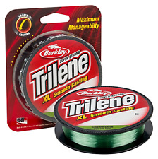 Berkley Trilene XL Monofilament Lo-Vis Green Filler Spools 270-330 Yards