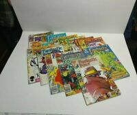 FANTASTIC FOUR lot of 12 comics
