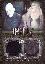 Harry Potter Order of the Phoenix Update Voldemort & Dumbledore C14 Costume Card