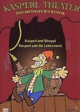 Kasperl-Theater - Zwei Abenteuer des Kasperl von Joc...   DVD   Zustand sehr gut