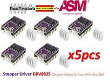 5pcs Stepstick DRV8825 Stepper Motor Driver Reprap RAMPS ENVIO RAPIDO