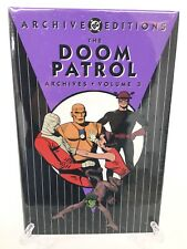 The Doom Patrol Archives Volume 3 Collects #98-105 DC Comics HC Hard Cover New