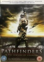 Pathfinders In The Company Of Strangers DVD Region 2 UK ACTION Drama War History