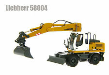 Liebherr, A904C, Hydraulic, Excavator, 1/50, Diecast, Model, Norscot, 58004