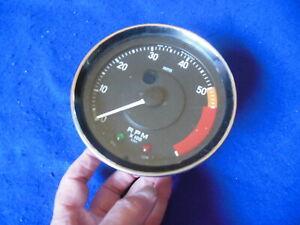 Original Smiths Tachometer 1969-72 Triumph TR6 TR250 RN2413/00A 214263