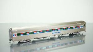 Broadway Limited Amtrak 6 Bedroom 5 Sleeper HO scale