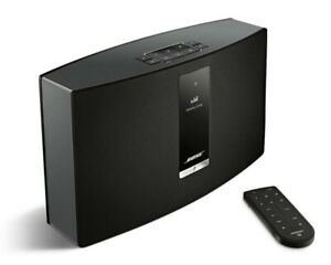 Bose SoundTouch 20 III Wireless Multiroom Lautsprecher - Schwarz