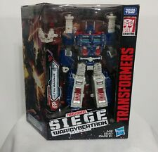 Transformers Siege War For Cybertron Ultra Magnus
