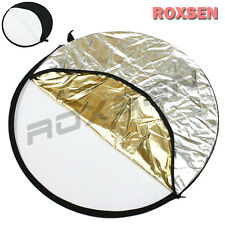 "5-in-1 110cm 43"" Studio Photo Circular Light Reflector Kit for Photography"