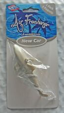 4 New Hanging Air Freshener Shark / New Car Scent for Home & Car Free Ship