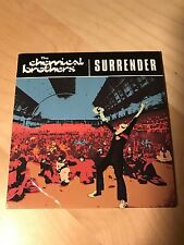 The Chemical Brothers - Surrender - Promo CD