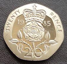 More details for 1982 - 2021 elizabeth ii 20p twenty decimal proof coin - choose your year