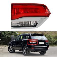 For Jeep Grand Cherokee 2014-2016 Tail Light Lamp Left Driver Inner Side Red Len