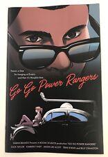 Go Go Power Rangers #10 Variant Risky Business