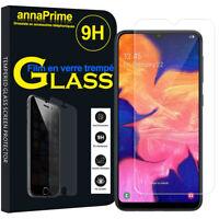 """1 Film Verre Trempé Protecteur Écran Samsung Galaxy A10 6.2"""" SM-A105F/ A105F/DS"""