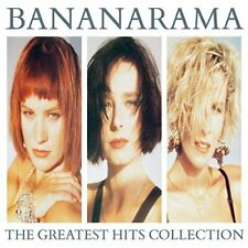 BANANARAMA - THE GREATEST HITS COLLECTION 1988 UK CD