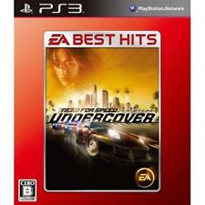 Used PS3 Need for Speed Undercover EA Best Hits Japan Import