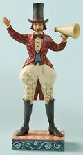 JIM SHORE THE CIRCUS RINGMASTER FIGURE NEW Heartwood Creek Come One Come All OOP