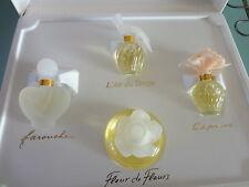4x Nina Ricci Parfum Geschenkset Parfume L'Air du Temps Farouche Parfume