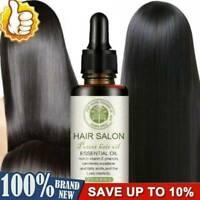 30ml Hair ReGrowth Serum Hair Care Essential Oil Treatment for Soft Hair Pure AU