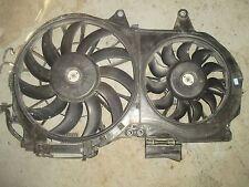 2002 2003 2004 02 03 04 05 AUDI A4  1.8T 3.0  Radiator Cooling Fan Assembly OEM