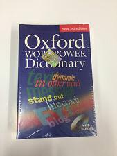 Oxford wordpower dictionary. DictionaryWordpower trainer. Con CD-ROM Monolingua