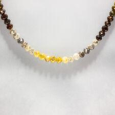Diamant multicolor Kette 32,02 Karat Halskette diamond necklace